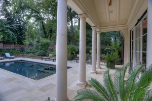 Tapered Tuscan Columns