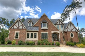 Custom Home in Weddington