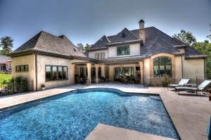 Custom Home in Lake Norman
